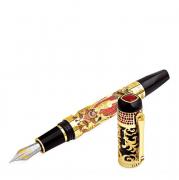 Перьевая ручка Tibaldi Sanctus Michael Archangelus Gold Fountain pen