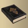 """Библия """"Крест увитый лозой"""" (M2)"""
