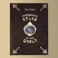 "Книга ""Атлас мира.The Times Comprehensive Atlas of the World"""