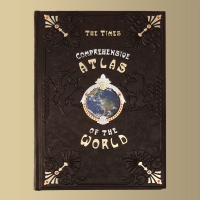 "Книга ""Атлас мира.The Times Comprehensive Atlas of the World"""