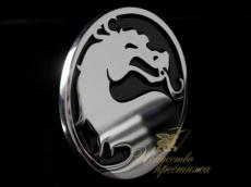 """Автомобильный шильдик """"Dragon"""""""