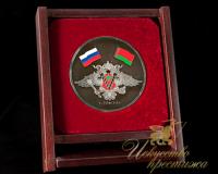 Медаль с флагами
