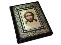 Иллюстрированная библия (темно-коричневый экземпляр)
