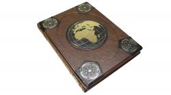 Книга Большой атлас мира (МARMA BROWN)