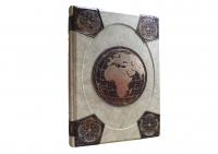 Книга Большой атлас мира (МARMA PARLE)