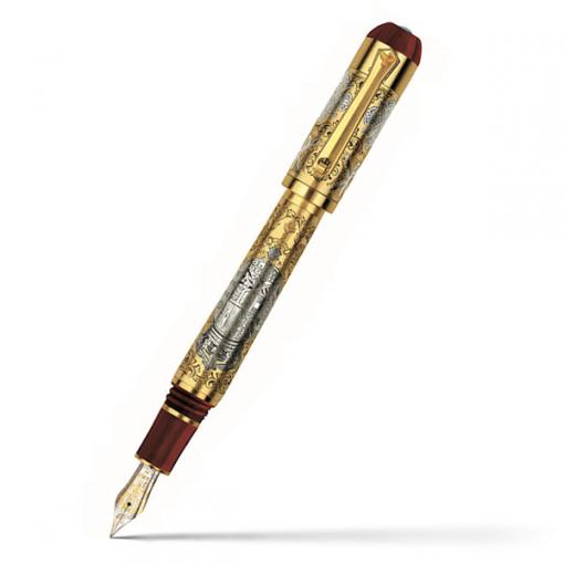 Перьевая ручка Tibaldi Sacer Militaris Ordo Constantiniani Sanctii Georgii