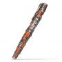 Перьевая ручка Caran D'Ache Buddha Silver Orange