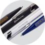 Шариковая ручка Caran D'Ache Ukraine White
