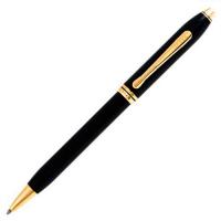 Шариковая ручка Cross Townsend Lacq. Black BP Cr57200