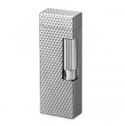 Зажигалка Alfred Dunhill Rollagas Lighter, Palladium, Diamond