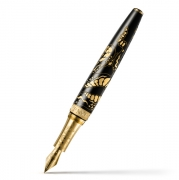 Перьевая ручка Caran D'Ache Year of the Snake Chinese lacquer