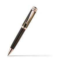 Шариковая ручка Montegrappa Ducale Brown Emperador Rose Gold Ballpoint pen