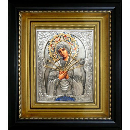 """Семистрельная икона """"Божией Матери"""" (ASDF)"""