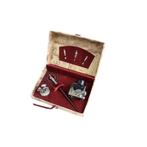 Письменный набор с металлом