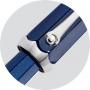 Ручка Montegrappa Piccola Blue Resin pens