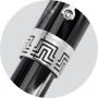 Роллеровая ручка Montegrappa Extra 1930 Black & White Roller
