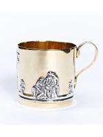 Серебреная Чашка 390