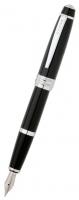Перьевая ручка Cross Bailey Black Lacquer FP Cr04567ms