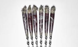 Набор шампуров «ОХОТА» (BORDO)