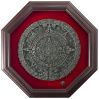 Коллаж 'Календарь Майя'