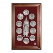 """Коллаж """"Медали на княжение Великого князя Игоря"""""""