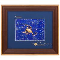 Коллаж 'Знак зодиака Скорпион'
