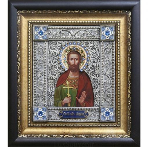 """Икона """"Святой великомученик Богдан"""""""