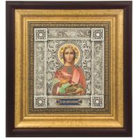 Икона Святой великомученик и целитель Пантелеймон (HGYT)