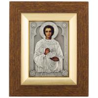 """Икона """"Святой великомученик и целитель Пантелеймон"""""""