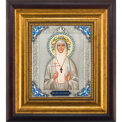 "Икона ""Святая мученица Елисавета"""