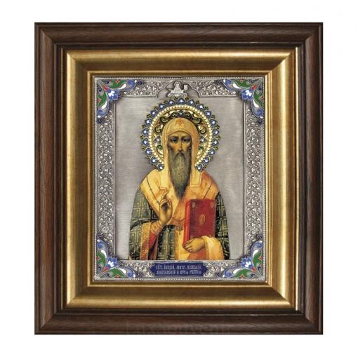 """Православная икона """"Митрополит Алексий"""""""