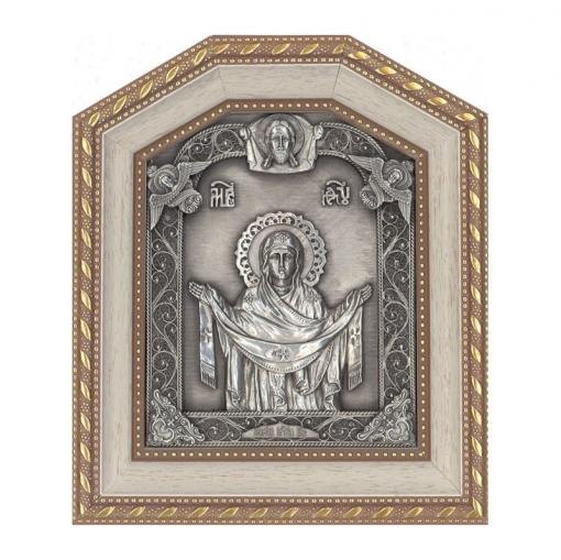 """Икона """"Покров Пресвятой Богородицы"""" (CVBN)"""