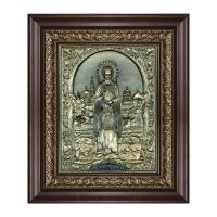 Икона святой преподобный Сергий Радонежский (ERFD)