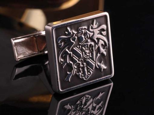 Запонки герб