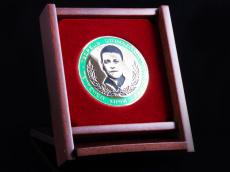 """Медаль """"Творець Стомотології"""""""