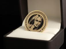 Юбилейная монета 25 лет