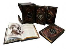 Книга Изменившие мир в 4-х томах (Patina agata)