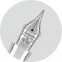 Перьевая ручка Montegrappa Memoria Silver and Black Resin Fountain pen