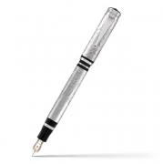 Перьевая ручка Montegrappa Cosmopolitan Bohemian Paris Silver Fountain pen
