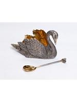 Серебреная Паштетница Большой лебедь