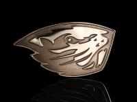 "Пряжка для ремня с логотипом команды ""Oregon State"""