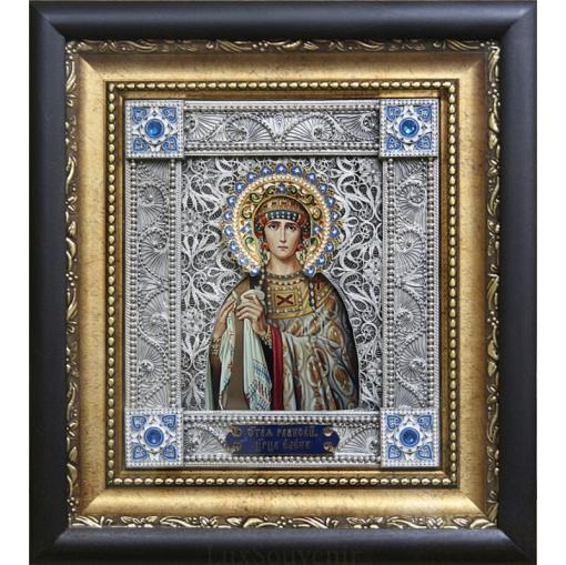 """Икона """"Святая равноапостольная царица Елена"""""""