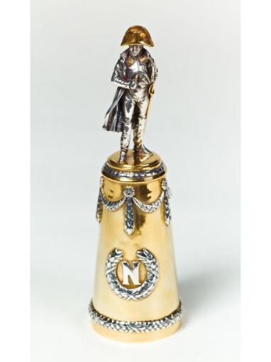 Серебреная Рюмка Наполеон