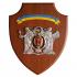 "Коллаж ""Служба безпеки України"" на щите ГУ БКОЗ"