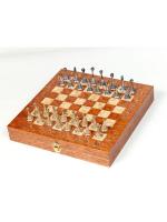 Серебряные Шахматы маленькие