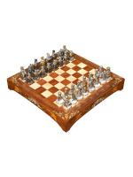 Серебряные Шахматы Украинцы и евреи
