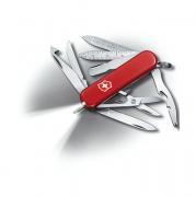 "Складной нож Victorinox ""Midnite Minichamp"" 0.6386 с линейкой и фонариком"