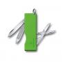 """Складной нож Victorinox """"TOMO"""" 0.6201.A4 зелёный"""