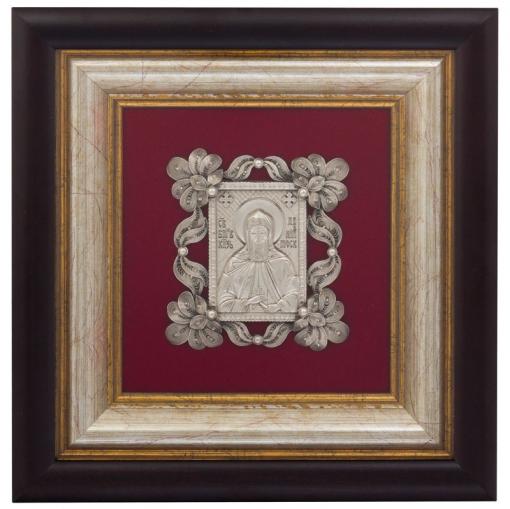 Икона Святой Князь Даниил (KJUH)