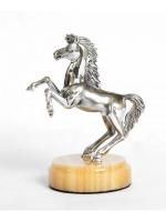 Серебреная Статуэтка Маленькая лошадка